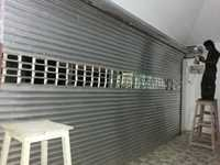 Aluminum Grill Type Rolling Shutters