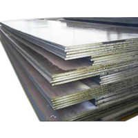 Hadfield Manganese Plate