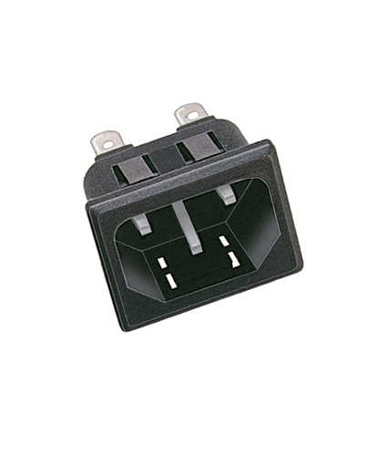A.C. Socket For Computer Power Supply Cord(Snap Ty