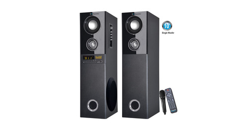 2.0 Multimedia Speaker Tower