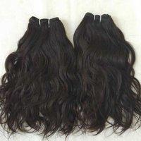 Natural Virgin Wavy Human Hair