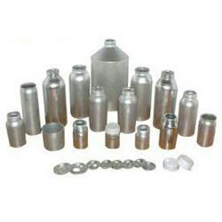 Aluminium Pesticide Bottles