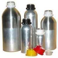 Plastic Collar Aluminium Bottles