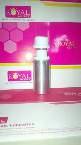 Aluminium Pharmaceutical Bottle