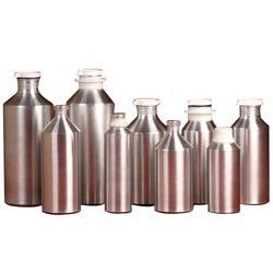Aluminum Threaded Bottles