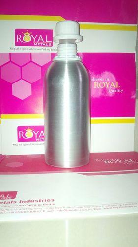 Perfumery Aluminum Conical Bottles
