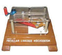 Penucelliar Linkage Drive Model