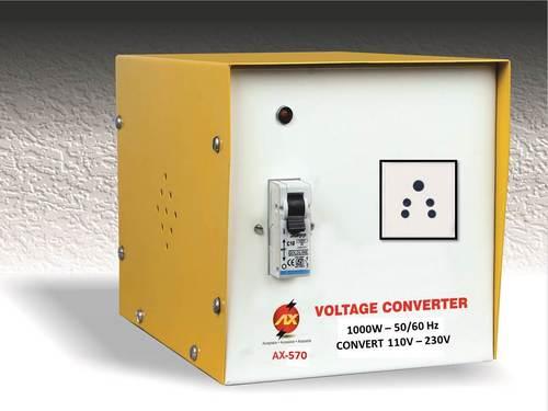 1000 Watts STEP UP - VOLTAGE CONVERTER - 110 V - 230 V