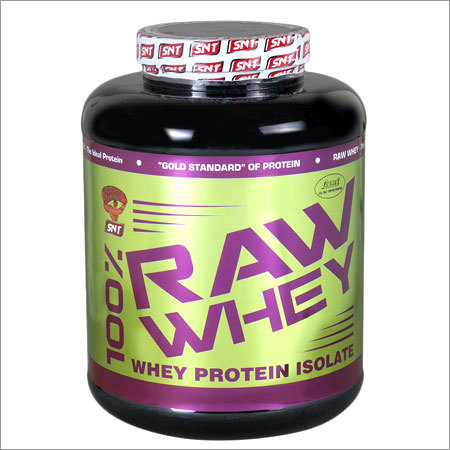 Raw Whey Protein Isolate