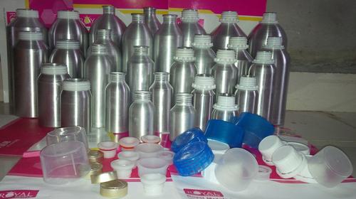 Active Ingredient Aluminum Bottles
