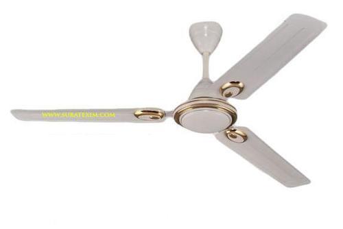 High Speed Solar Ceiling Fan 300-340 RPM
