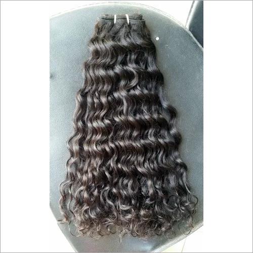 Brazilian Deep wave Single Donor Hair