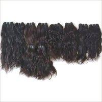 Raw virgin Temple Wavy Hair