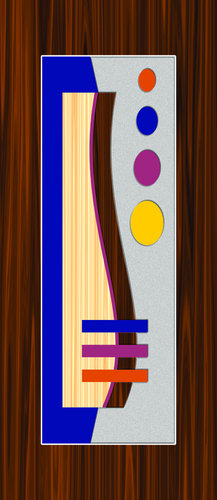 Membrane Digital Door Print