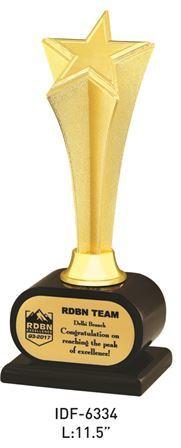 Star Award Trophy