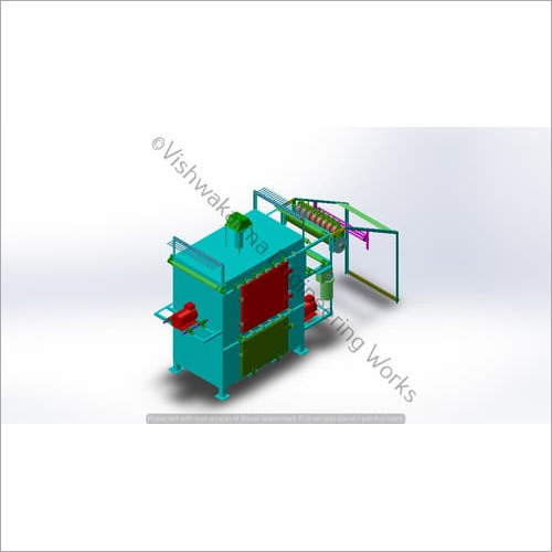 Zipper Heat Press Machine