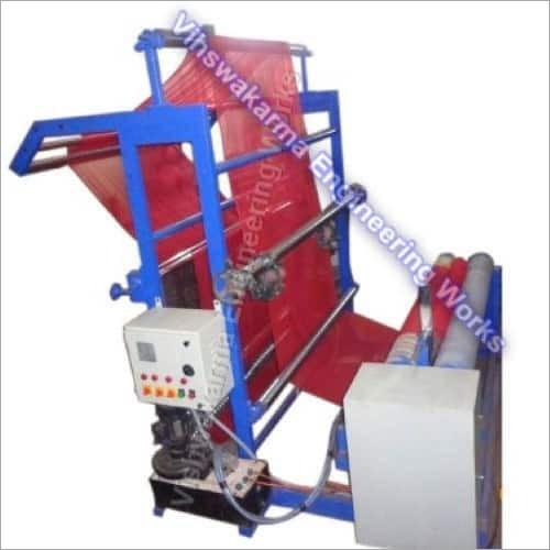 Fabrics Roll Winding Machine