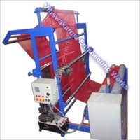 Fabrics Roll Winding Machine
