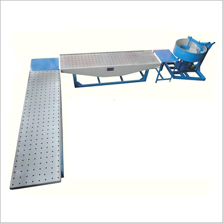 Manually Operated Vibro Foaming Paver Block / Refr