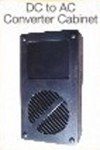 DC to AC Convertor Cabinet
