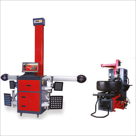 Wheel Service Equipments