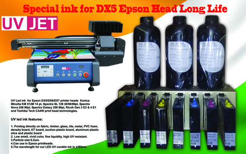 UV LED Ink