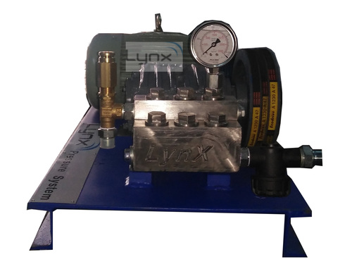 Hydrotest Pumps & Systems