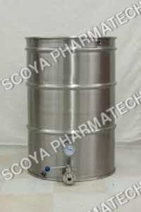 Stainless Steel Drums Gallons