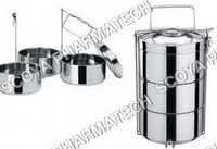 Stainless Steel Food Containers Lids