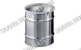 Stainless Steel Food Drums