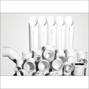 PVC-UPVC Pipe Fittings