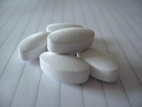 Ticlopidina 250mg comprimidos