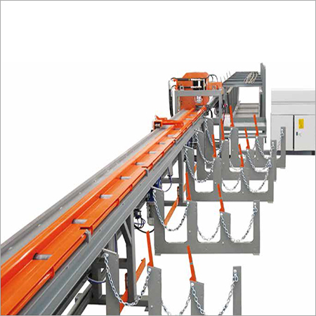 Shear Line Cutting Machines Installation