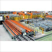 Shear Line Machine Installation