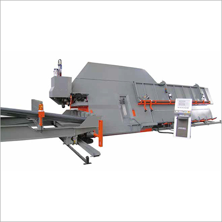 Stirrup Bender Machine Installation