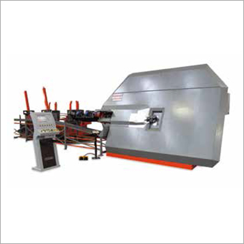 Automatic Stirrup Bender Machine Installation