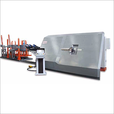 Automatic Stirrup Bender Installation