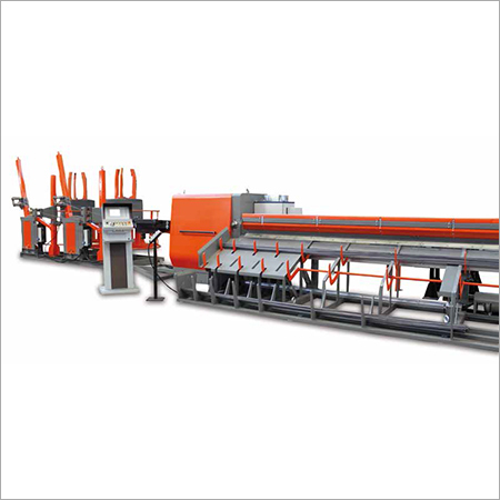 Straightening Machine Installation