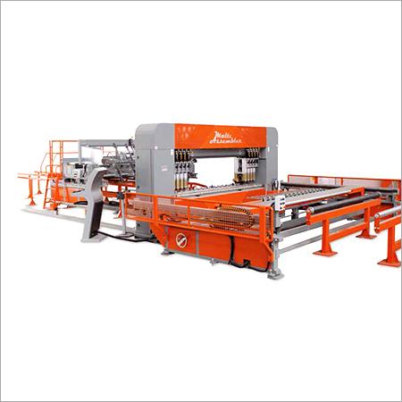 Multi Assembler Machine Installation