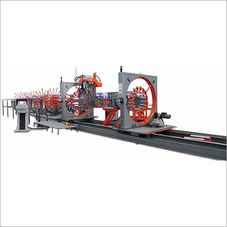 Pile Cage Making Machine