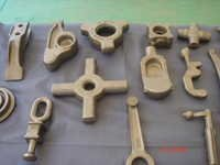 Agricultural Equipment Forged Parts