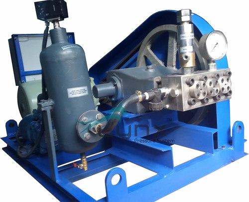 High Pressure Hydro Test Pump LPS2019 Series