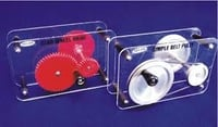 Gear & Pulley Set