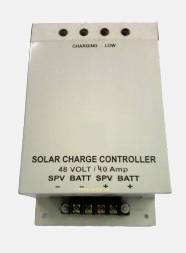 100W Solar Panel Charge Controller
