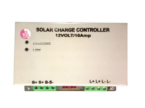 150Ah Battery Charge Controller - ms metal body