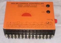 Solar Street Light Charge Controller - 6A D2D Dusk to Dawn