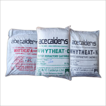 Fire Bricks Refractory Cements