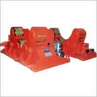 Self Aligning Welding Rotators