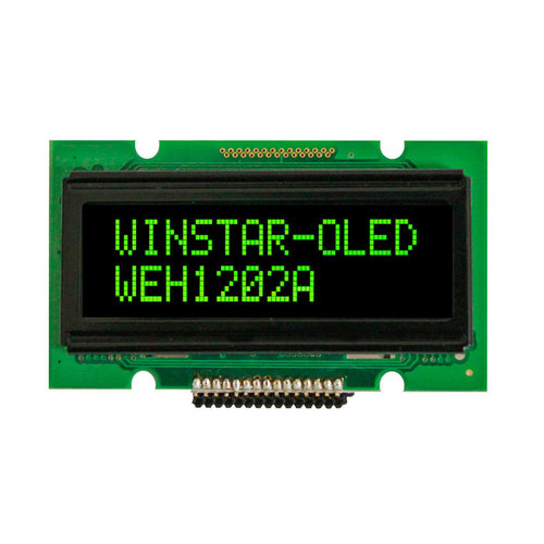 LCD Character Display