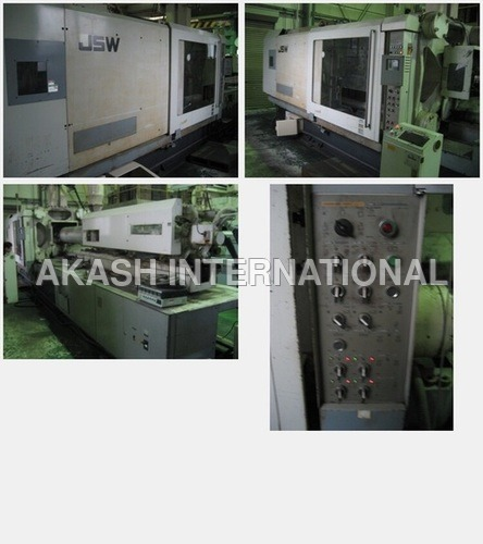 Used Injection Moulding Machine 650 Ton JSW